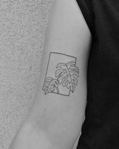 Cute Little Tattoos, Cute Tattoos, Unique Tattoos, Small Tattoos, Tattoos For Guys, Tatoos, Form Tattoo, Make Tattoo, Small Nature Tattoo