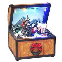 Dekorácia Xecco 6141, Truhlica, LED Decorative Boxes, Lunch Box, Led, Frame, Home Decor, Picture Frame, Decoration Home, Room Decor, Bento Box