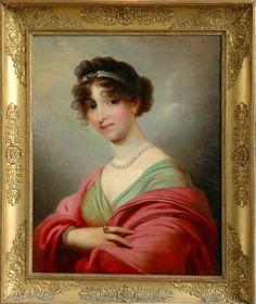 Herzogin Anna Dorothea von Kurland nach Grassi (Museum Burg Posterstein) - gepinnt von Margeret Andersen