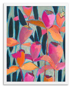 Lulu DK, Kimberly, Framed Print | One Kings Lane
