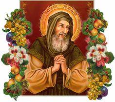São Joaquim, pai da Virgem Maria, padroeiro dos avós.