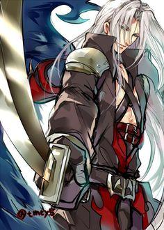 Sephiroth - Final Fantasy VII