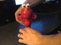 Circuit Bent Elmo