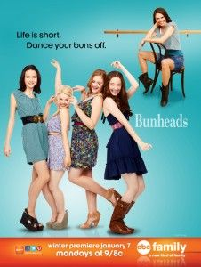 ABC Familys Bunheads returns this January!