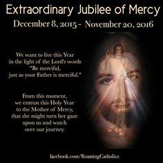 #Jubileo #Gubileo #JubileeOfMercy #Jubilee