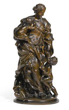 Attributed to Massimiliano Soldani-Benzi (1656-1740) After a model by Alessandro Algardi (1598-1654) Italian, Florence, circa 1700_1.jpg (1254×2000)