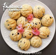 Dondurma Kurabiye Tarifi Biscuits, Tea Party, French Toast, Cheesecake, Muffin, Breakfast, Desserts, Food, Chocolate Chips