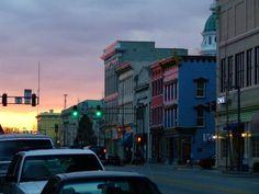 Downtown Danville