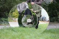 """Innen Stadt Außen"" is the title of Olafur Eliasson his upcomming exhibition at the Martin-Gropius-Bau in Berlin. Innen Stadt Außen concerns itself closely Gropius Bau, Gallery Weekend, Studio Olafur Eliasson, Mirror Art, Mirrors, Natural Phenomena, Light Art, Sculpture Art, Berlin"