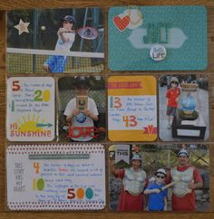 July turned out to be fairly joyful. School ended mid-month for six weeks and I chose to highlight numbers from the first two weeks of. Scrapbook Pages, Numbers, Join, Baseball Cards, Reading, Life, Instagram, Reading Books, Smash Book Pages