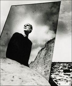 Bill Brandt      Self-portrait With Mirror