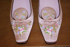 Vintage Prada Pink Shoes/Prada shoes/Prada pink/Vintage Prada/Vintage pink prada/pink prada vintage/mary janes Prada/size 38.5/by Dorila