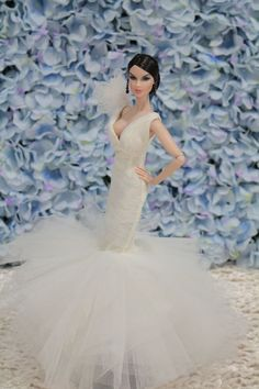dress for Fashion royalty , nuface, poppy parker  by t.d.fashion 7/5/7 #tdfasiondoll