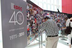 IDEC 40th Anniversary