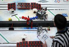 Gallary: FLL Robotics State Tournament
