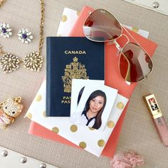 Spare yourself years of embarrassment and follow these easy tips to taking a great passport photo! #tips #travel