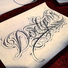 dark tattoo flash - Google Search