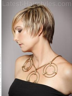 24 Chic Short Haircuts That'll Make You Want To Go Short   Latest-Hairstyles.com