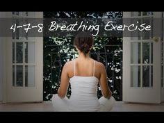 Breathing Technique to Fall Asleep Easily.- How to Perform the Breathing Exercise (Video) - Dr Weil's Daily Health Tips - Natural Health Information Kundalini Yoga, Pranayama, Yoga Meditation, Health Tips, Health And Wellness, Health Fitness, Increase Lung Capacity, Reiki, Harvard Medical School