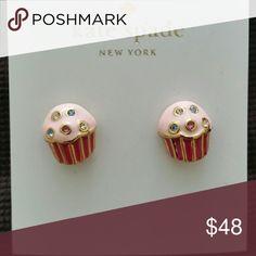 Kate spade cup cake earrings Kate spade cup cake earrings kate spade Jewelry Earrings