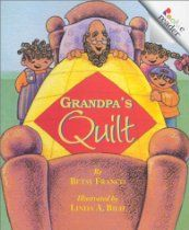Grandpas Quilt by Betsy Franco E FRA Three children remake their grandpa's quilt so it will fit him better. Teaching Activities, Math Resources, Teaching Math, Teaching Ideas, Math Literature, Kindergarten Projects, Teaching Multiplication, Go Math, Third Grade Math