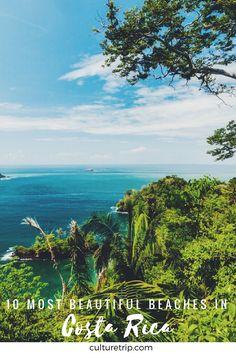 10 Most Beautiful Beaches in Costa Rica