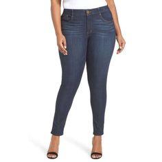 Rank & Style - Wit & Wisdom Ab-solution Stretch Skinny Jeans #rankandstyle