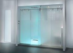 BD shower/toilet combination | Balance Bathroom