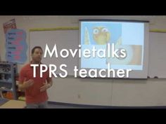 Get a peek into dozens of language classrooms with these teaching Spanish videos and demos. See how teachers provide CI through MovieTalk, TPRS and more. High School Spanish, Spanish Teacher, Spanish Class, Spanish Lessons, Teaching Spanish, Class Activities, Writing Activities, Teaching Strategies, Teaching Tips