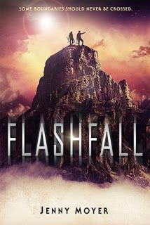 150. Flashfall by Jenny Moyer - 4 stars. Review: http://eaterofbooks.blogspot.com/2016/10/review-flashfall-by-jenny-moyer.html