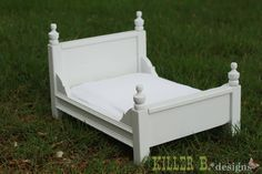 DIY-Lydia Doll Bed: A How-To On Building An American Girl Doll Bed