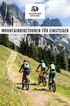 Allen, die erst am Anfang ihrer Mountainbike-Karriere stehen oder gerade wieder Anfangen möchten, empfehlen wir eine unserer leichten Mountainbike-Touren. Gemütlich und stressfrei können Sie auf Distanzen von 6 bis 39 Kilometern Erfahrung mit dem Mountainbike sammeln - Naturgenüsse inklusive! Bicycle, Aktiv, Mountains, Nature, Travel, Europe, Winter Vacations, Athlete, Tours
