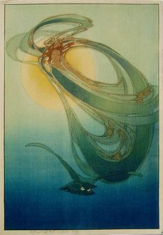 Bertha Lum: Mother West Wind (1918).