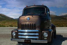 1954 International Harvester Cab Over Pick Truck