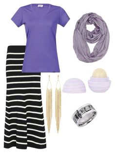 """Pretty in Purple"" by tigresslee on Polyvore featuring Topshop, Cardigan, Bergans and Panacea"