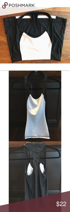 Lululemon work out tank Lululemon work out tank in great condition. lululemon athletica Tops Tank Tops