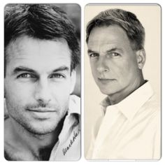 Mark Harmon -- he has gotten even better looking with age
