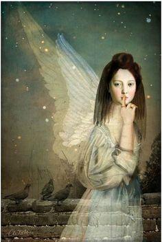 """""""LE SILENCE"""" By Anagallis"""
