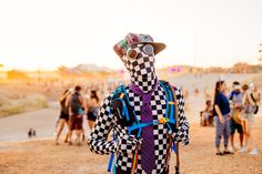 If festival style is your forte, you know to bring your A-game to Lightning In A Bottle. LIB 2018 (Photo by: Galen Oakes) Festival Style, Festival Fashion, Lightning In A Bottle, Bring It On, Game, Portrait, Celebrities, Celebs, Venison