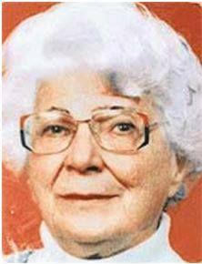 İlk kadın TBMM BAŞKAN VEKİLİ 1972 Neriman Neftçi (D1924-Ö2003)
