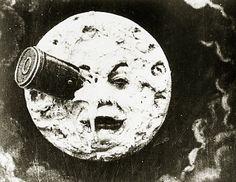 Georges Méliès. A Trip to the Moon (Le Voyage dans la lune). 1902