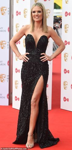 BAFTA TV Awards Stars descend on the red carpet for glam bash Lee Mack, Steve Pemberton, Charlotte Hawkins, Girls Toms, Royal British Legion, Kate Garraway, Festival Hall, Lean Legs, Tv Awards