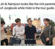 HOBI CAN BE MY TOUR GUIDE