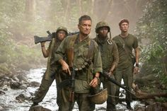 The undisputed king of the swingers returns to cinemas next month and to celebrate the impending release of 'Kong: Skull Island', Warner Bros. has released a bunch of new stills, some showcasing never before seen moments from the film. The film's impressive cast including Tom Hiddleston, Brie Larson, Samuel L. Jackson, John C. Reilly, John Goodman, Toby Kebbel and Tian Jing also feature heavily, but it's the giant ape who's the real star of the show.