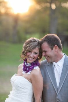 Purple Floral Statement Necklace - Just Gorgeous!  ~  we ❤ this! moncheribridals.com   #weddingstatementnecklace