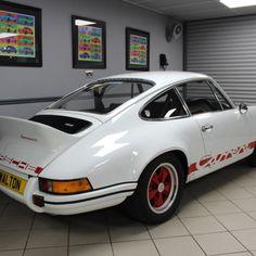 Porsche 911 2.7 RS Lightweight RHD – Specialist Cars Ltd