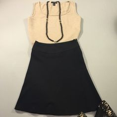 St .John  Knit Blouse St. John Collection Black Knit Skirt size 4 $21 St.John. Collection Knit Blouse Size L.  $ 21 Dolce & Gabbana pump Heels $ 25 size 40= 9 St John Collection  Skirts Midi