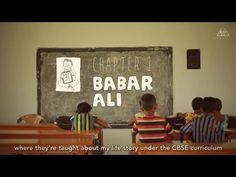 Babar Ali - The World's Youngest Headmaster, when he was just 9 year old. World Records Inspiration - YouTube