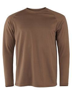 Terramar EC2 Military Fleece Expedition Weight Crew Shirt - Men's * Quickly view this special product, click the image : Hiking clothes
