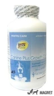 Multivitamine Canine Plus Growth Ca/P Pret - Magivet, Petshop Constanta